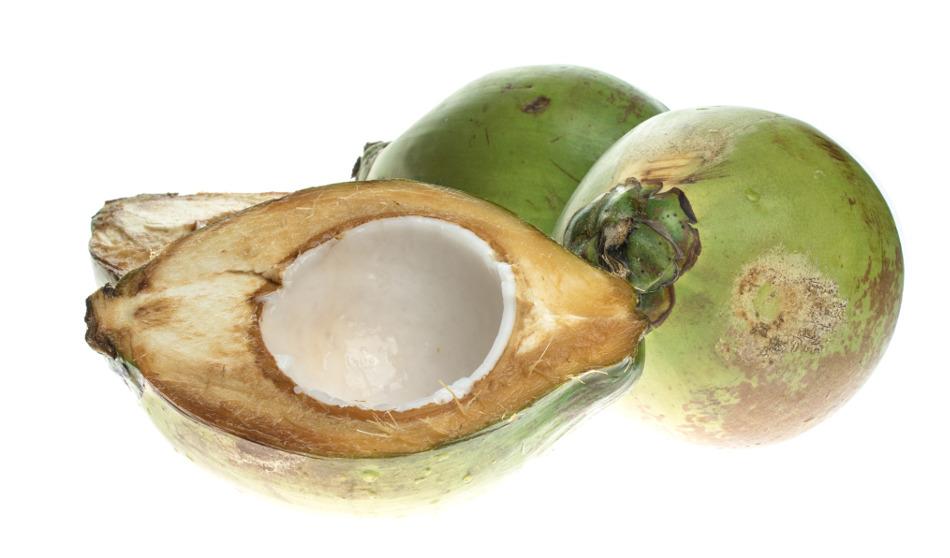 Junges Kokosfleisch – das Edelweiß der Kokosnüsse