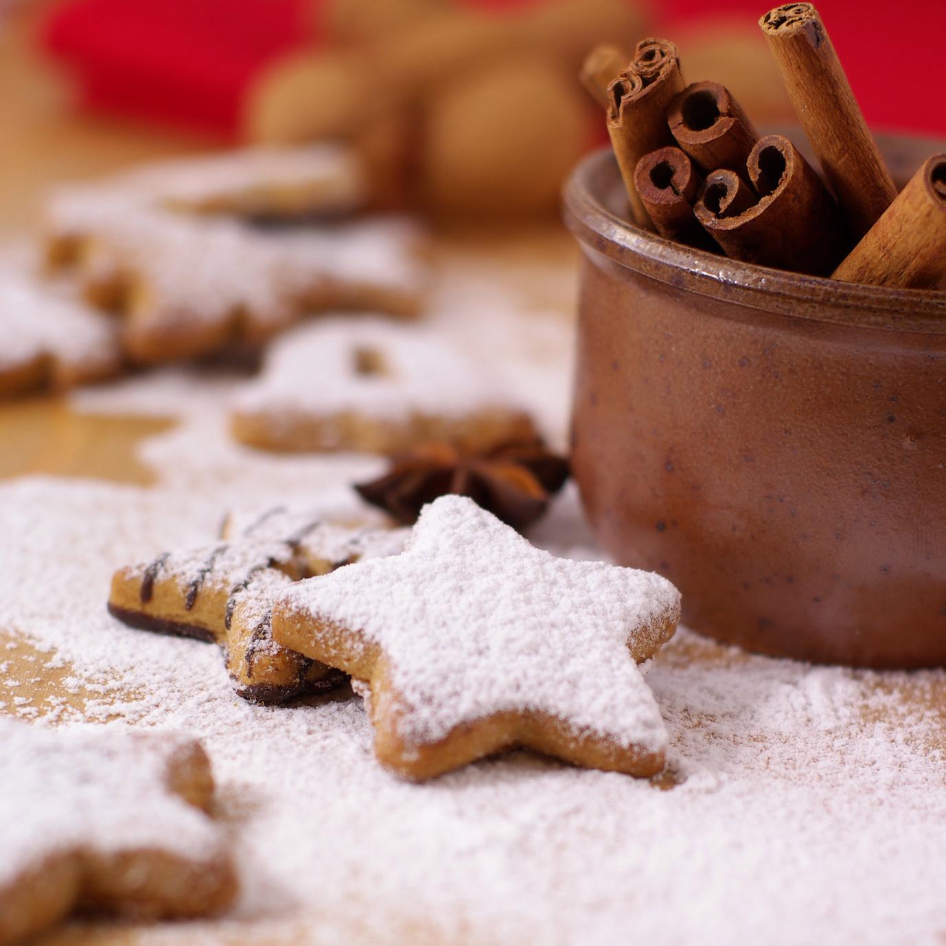 Die Kokosnussöl- Weihnachtsbäckerei von Kulau