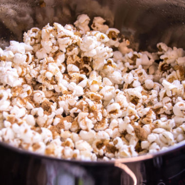 Kokospopcorn