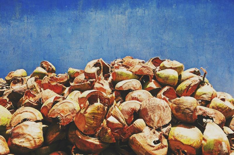 Abnehmen mit Eiweißpulver und Kokoswasser
