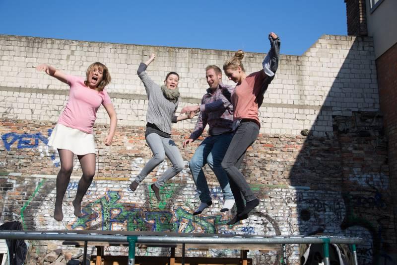 Trainee-Programm Ökolandbau bei KULAU in Berlin