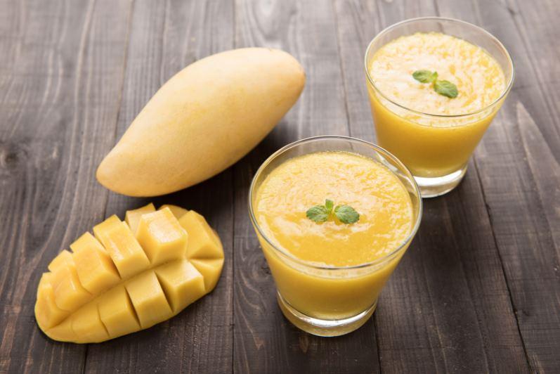 KULAUs Mango-Kokos-Eis