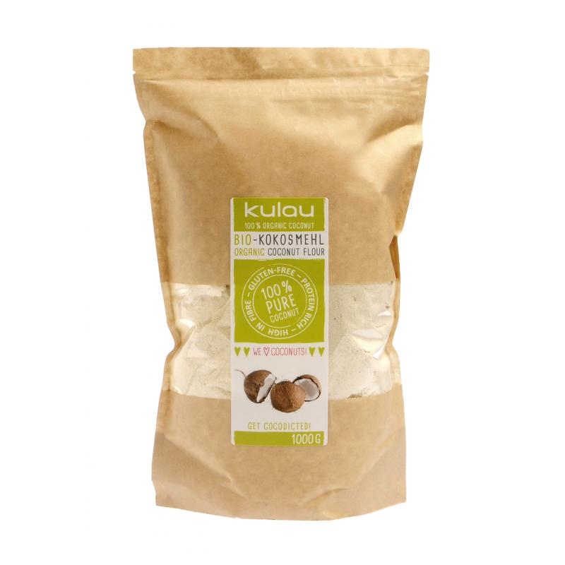 KULAU Bio-Kokosmehl 1 kg