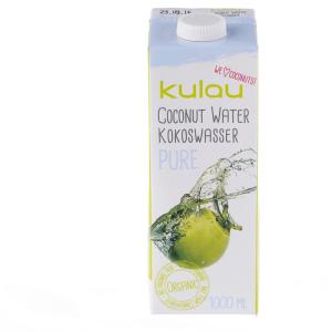 Bio-Kokoswasser PURE 1 l