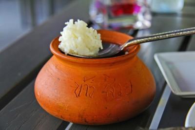 Reisbowl à la Sushi