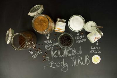 DIY Body-Scrub: Kaffee-Peeling mit Kokosöl