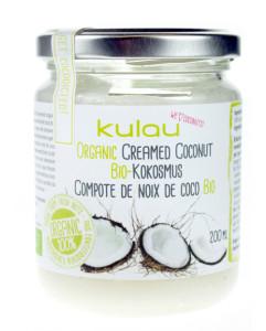 KULAU Bio-Kokosmus 200 ml