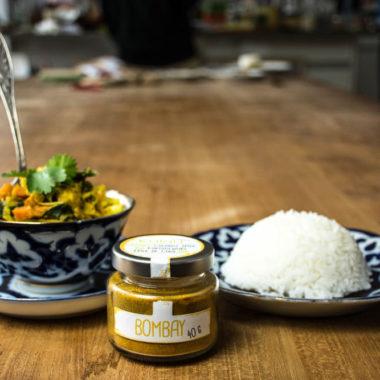 Gemüse-Curry vegan mit Kokosöl