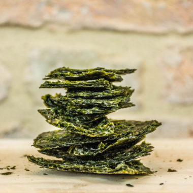 The short story of our KULAU Seaweed Crisps