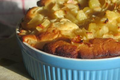 Unwiderstehlicher Apfelkuchen mit Kokosöl