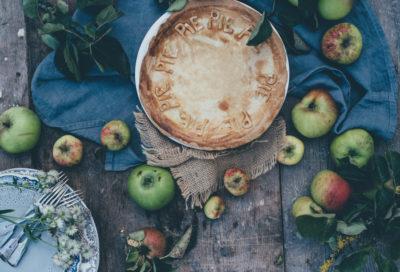 Paleo Kokos-Apfelkuchen