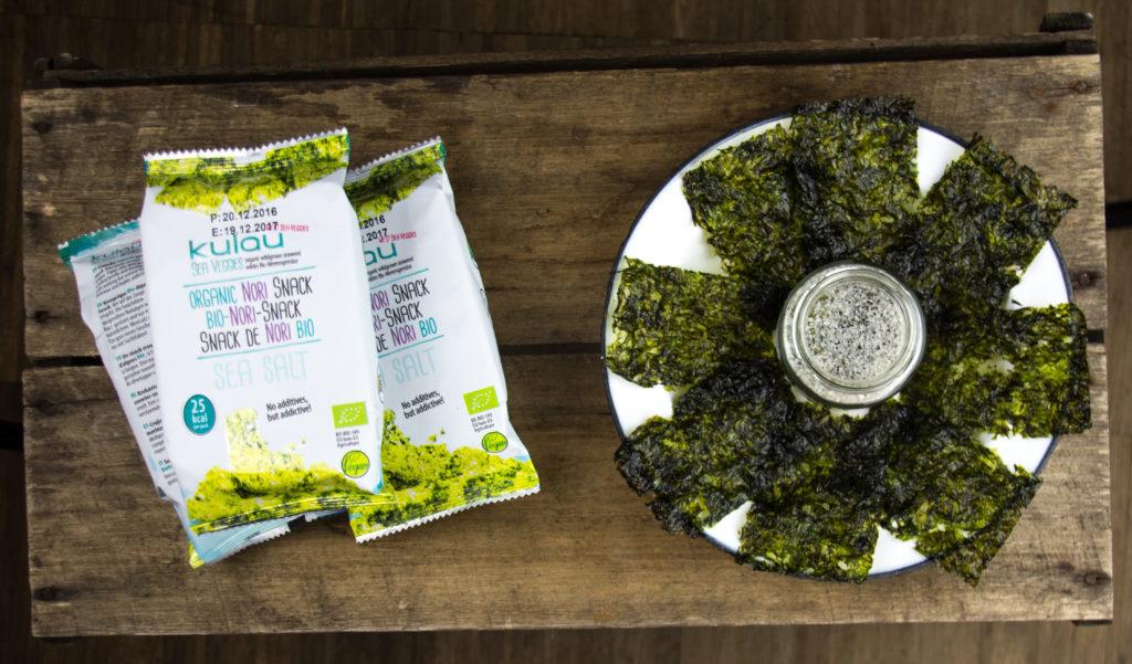 KULAU Organic Nori Snack