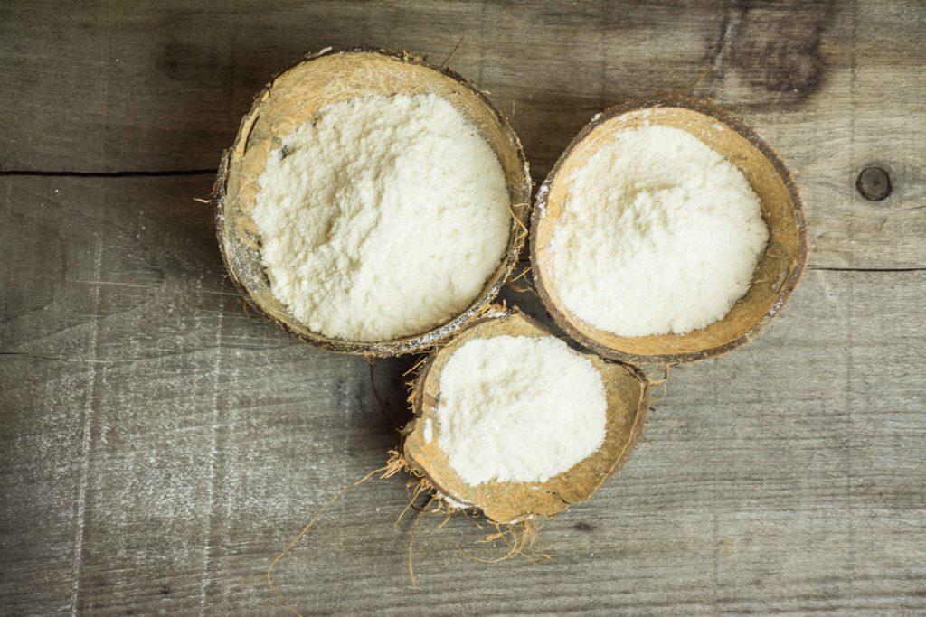 Mit Kokosmehl backen – so klappt's