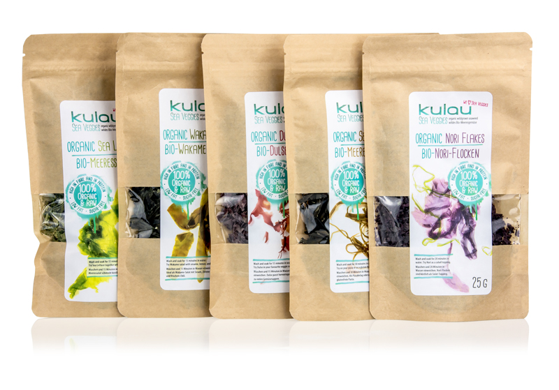 KULAU Sea Veggies Probierset