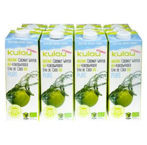 Kokoswasser, bio, zuckerfrei von KULAU
