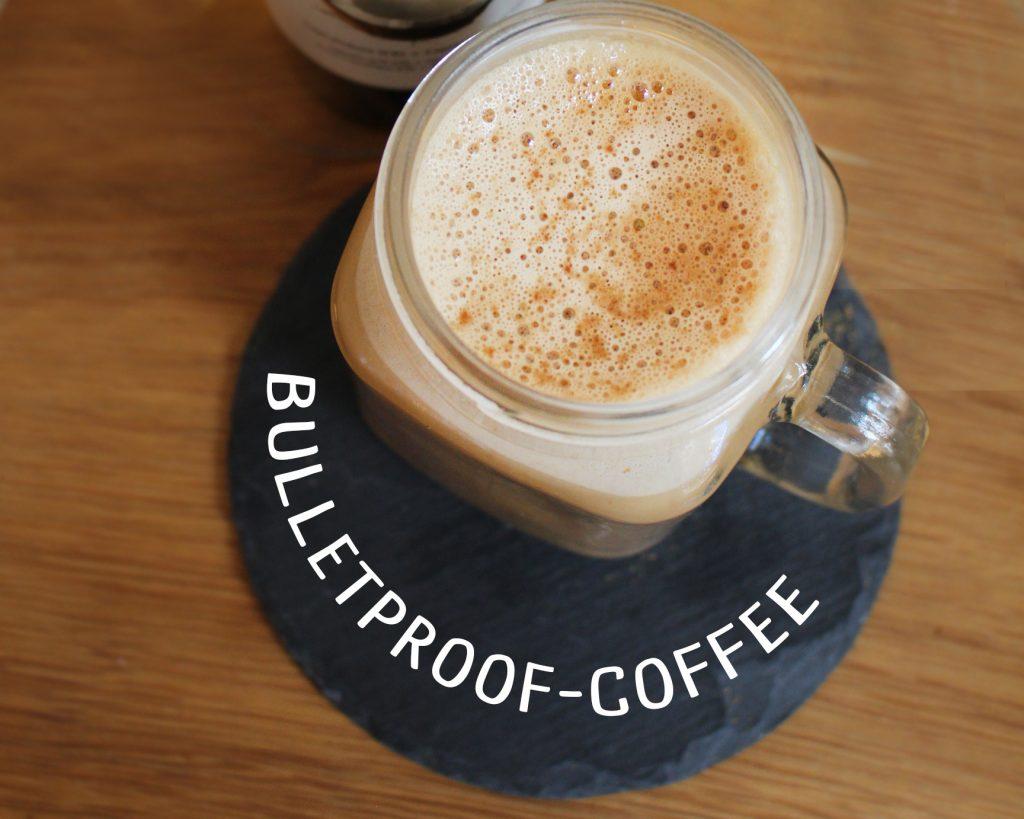 """""""Bulletproof-Coffee"""" – Kaffee mit MCT-Öl für den energiereichen Start in den Tag"""