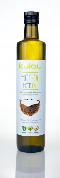 KULAU MCT-Öl 500 ml