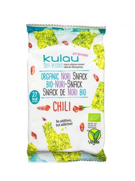 KULAU Bio-Nori-Snack Chili 4 g