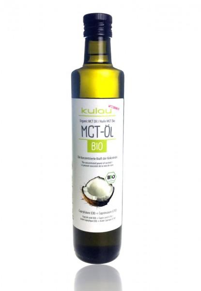 KULAU BIO-MCT-Öl 500 ml