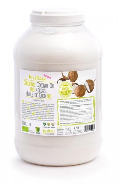 KULAU Bio-Kokosöl 10 l